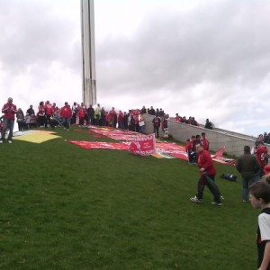 Walk for the 96